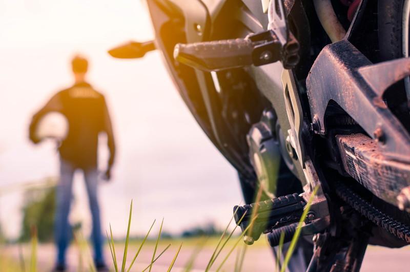 バイクを楽しむ